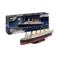 Revell 05498 RMS 泰坦尼克模型, 多色