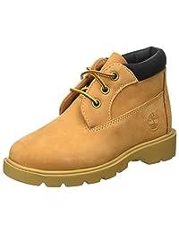 Timberland 男女通用儿童防水马球靴
