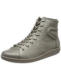 ECCO 软2.0,女式帮运动鞋