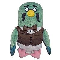动物森林 ALL STAR COLLECTION Master(S) 毛绒玩具 高度21.5cm