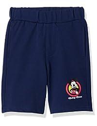 Disney 迪士尼童装 男童 短裤 KVM8M2KTKB2217DB
