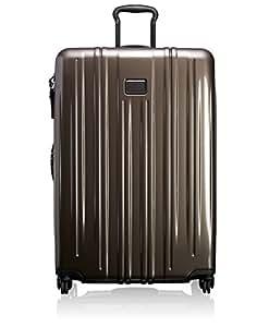 TUMI V3 中性 长途旅行可扩展PC材质行李箱 0228269MNK 水貂棕 29寸