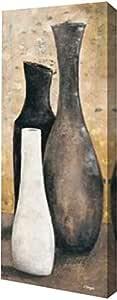 "PrintArt GW-POD-11-LZA-026-30.48x76.20 cm ""无*煤 I"" 来自 Loretta Linza 画廊装裱艺术微喷油画艺术印刷品,30.48 cm x 76.20 cm"