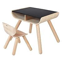 PLANTOYS テーブル&チェア ブラック 8703