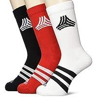 Adidas 阿迪达斯 袜子 足球 街头 3条纹 圆筒袜 (GMB55) 男士