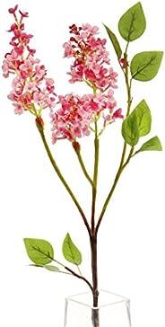 花朵优雅仿真 76 厘米单杆 Half a Dozen 粉红色 6F084PL