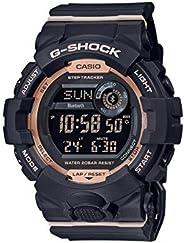 Casio 卡西欧 GMDB800-1 G-Shock 女士手表 黑色 50.7mm 树脂