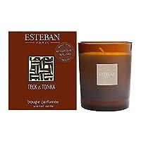 esteban teck & Tonka 香薰蜡烛 MOKA Edition 189.9?gram