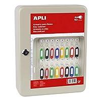 APLI 钥匙柜 60 positions 奶油色
