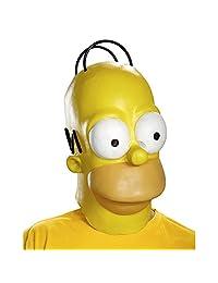 Disguise 男士Homer 成人装面具