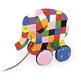 Vilac Vilac5911 Elmer Pull 玩具