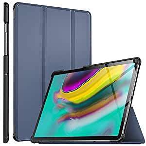 ELTD 三星 Galaxy Tab S5e 手机壳 - 超轻超薄智能折叠手机壳 适用于三星 Galaxy Tab S5e SM-T720(Wi-Fi) SM-T725(LTE) 10.5 英寸 2019 发布平板电脑