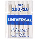 Klasse Universal Machine Needles-Size 16/100 5/Pkg