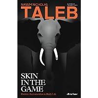 风险共担 Skin in the Game: Hidden Asymmetries in Daily Life 黑天鹅作者作品 [平装] [Jan 01, 2018] Nassim Nicholas Taleb [平装] [Jan 01, 2018] Nassim Nicholas Taleb [平装] Nassim Nicholas Taleb
