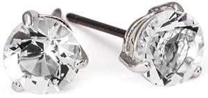 Swarovski 施华洛世奇 奥地利品牌 穿孔 女士耳环 今夜之星1800046