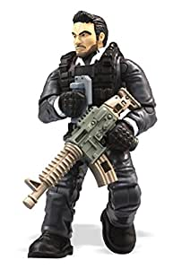 Mega Construx Call Of Duty Makarov 积木套装