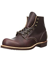 Red Wing Heritage Men's Blacksmith Work Boot, Briar Oil Slick