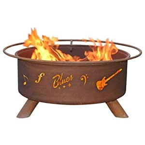 Patina Products F203 Music City Fire Pit