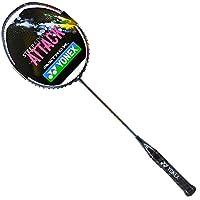YONEX 尤尼克斯 中性 羽毛球拍天斧全碳素约68克未穿线 ASTROX22 哑光黑(亚马逊自营商品, 由供应商配送)