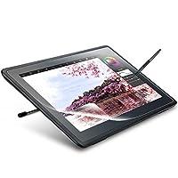 Elecom宜丽客 Wacom 淋浴 液晶笔平板电脑 Wacom Cintiq 22 保护膜 纸质笔TB-WC215FLAPL  上質紙