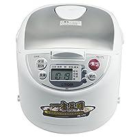 TIGER 虎牌 日本原装进口电饭煲JBA-S18C (5L 远红外内锅;360度加热;2组预约功能;附蒸格)