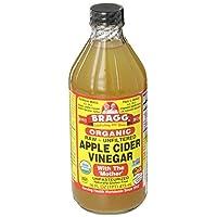 Bragg - 有机苹果汁醋与母亲 - 16盎司