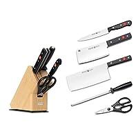 Wüsthof 9835-8 5件套刀具,gourmet