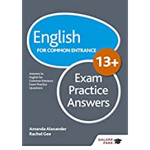 English for Common Entrance at 13+ Exam Practice Answers (English Edition)