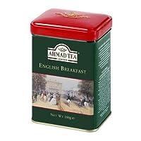 AHMAD TEA 亚曼 英式早餐红茶100g(阿联酋进口)(特卖)