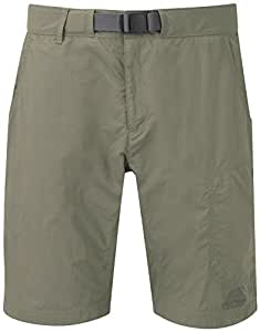 MOUNTAIN EQUIPMENT MENS APPROACH SHORTS MUDSTONE (30IN)