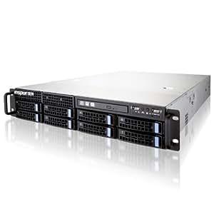 浪潮英信NF5245M3  2U双路机架式服务器(E5-2407 2.2GHz CPU/8GB(2x4GB)内存/3x300GB 1万转 SAS 2.5英寸硬盘/RAID0,1,5/DVD刻录/单电源/安装导轨/3年保修)
