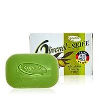 kappus 吉百事德国原产橄榄油洁肤皂 (3-0537) 100g(进口)