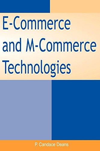 E-commerce and M-commerce Technologies