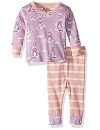 Hatley 女童有机棉婴儿睡衣套装