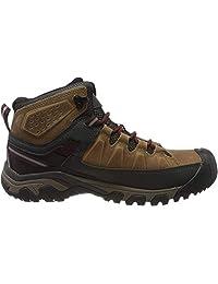 KEEN Targhee iii Mid Leather 防水徒步靴