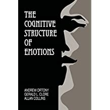 The Cognitive Structure of Emotions (English Edition)