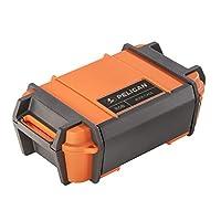 Pelican Ruck Case 对开式 黑色RKR600-0000-OR R60 Case 橙色
