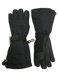 N'Ice Caps 中性成人 100 克 新雪丽极端寒冷天气防水冬季滑雪手套手套或手套