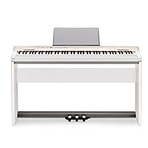 CASIO卡西欧 PX-160GD Privia系列88键数码钢琴套装 包含(琴架、三踏板) 香槟金色