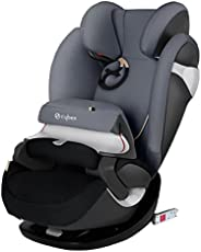 CYBEX 赛百斯德国进口汽车儿童安全座椅Pallas m-fix isofix硬接口 17款灰水墨灰