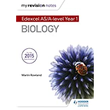 My Revision Notes: Edexcel AS Biology B (English Edition)