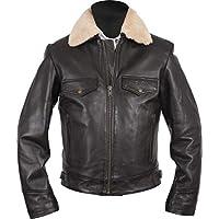 摩托车夹克 Helstons Gang Leather Rag XXL 棕色 20170006M-2XL