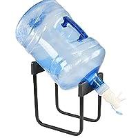 HOME-X 智能飲水器,適用于 2 至 5 加侖的水壺,包括兩個龍頭尺寸,桌面飲水器,黑色,13.5 英寸(約 34.3 厘米)長 x 7 3/4 英寸(約 19.1 厘米)寬 x 10 3/4 英寸(約 26.7 厘米)高
