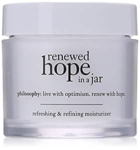 Philosophy Renewed Hope In A Jar Moisturizer for Unisex 2 Ounce