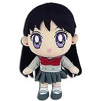 Great Eastern Entertainment 美少女战士月亮 S Rei Hino 毛绒玩具,8 英寸