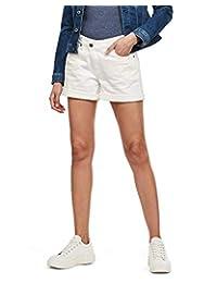 G-STAR RAW 女士 Joci 直筒短裤