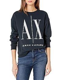 Armani Exchange 女士 Icon Project 运动衫