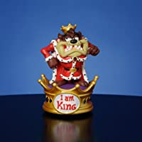 "Taz ""I am King""音乐玩偶 由 San Franciso Music Box Company 出品"