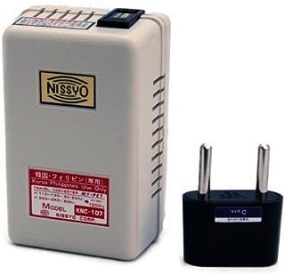 日章工业 旅行转换器热器用迈宝系列KNC-107