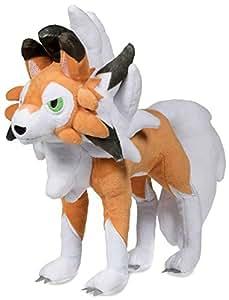 Pokémon POKÉ PLUSH 标准LYCANROC(小号)
